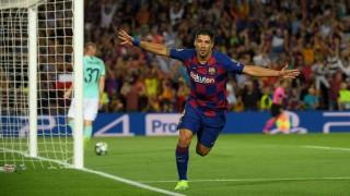Luis Suárez llega con sus goles al Atlético de Simeone | 180