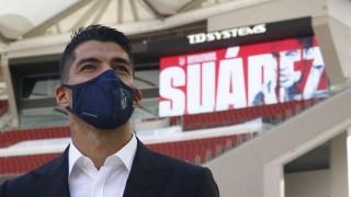 Luis Suárez ya es oficialmente del Atlético de Madrid | 180