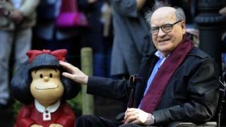 Murió Quino, el creador de Mafalda | 180