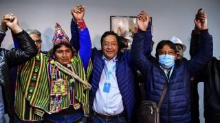 Con el 52,4%, el MAS de Evo Morales vuelve al poder en Bolivia | 180
