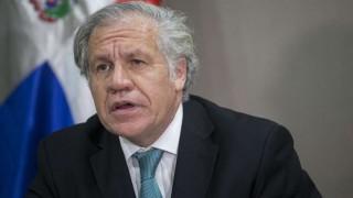 Almagro felicita al candidato de Morales tras elecciones en Bolivia | 180