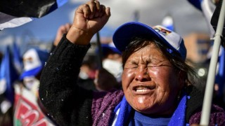 Arce tomará las riendas de una Bolivia polarizada y en crisis económica | 180
