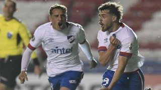 Nacional ganó y terminó primero en su grupo de Libertadores | 180