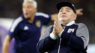 Murió Diego Armando Maradona | 180