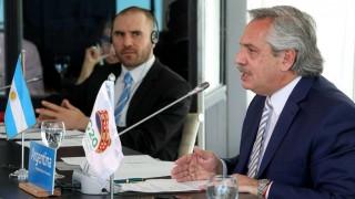 Senado argentino analiza proyecto sobre grandes fortunas   180