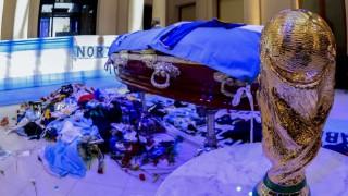 Turbulencias afectivas de Maradona presagian problemas de herencia | 180