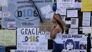 Maradona no descansa en paz: la justicia analiza hasta su corazón | 180