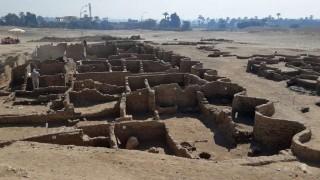 Descubren la ciudad antigua más grande de Egipto | 180