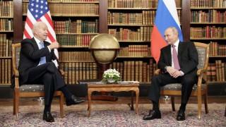 Las imágenes de la cumbre entre Biden y Putin | 180