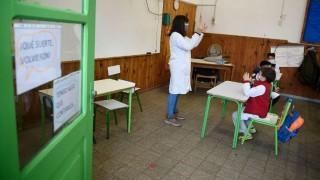 Presencialidad plena alcanza al 65% de alumnos en escuelas, según Familias Organizadas | 180