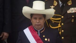 Castillo anuncia reforma constitucional al asumir Presidencia de Perú | 180