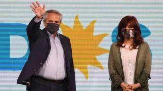 Revés electoral provoca una fractura en el gobierno de Alberto Fernández | 180
