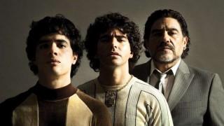 Se estrena la serie de Amazon sobre la vida de Maradona | 180