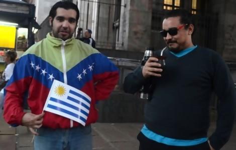 Portal 180 - Cantidad de Venezolanos que llegan a Uruguay sigue multiplicándose