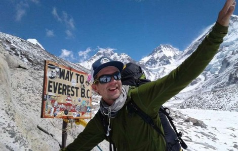 Portal 180 - La historia del uruguayo que desafía al Everest