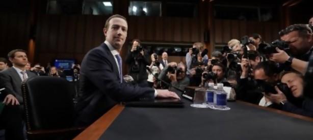 Portal 180 - Zuckerberg pidió disculpas ante legisladores por abuso de datos personales