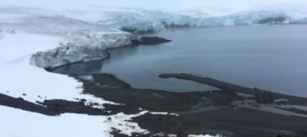 Portal 180 - La pérdida de hielo de la Antártida se triplica, amenazando las costas