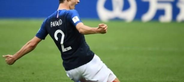 Portal 180 - El gol de Pavard a Argentina, el mejor del Mundial para internautas de FIFA
