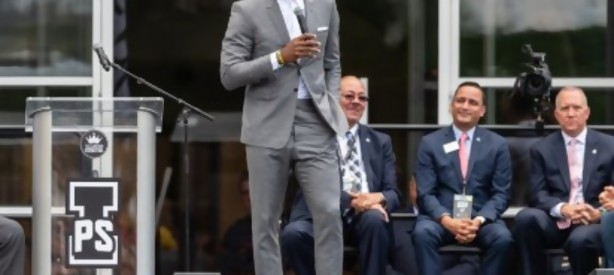 Portal 180 - Trump intenta dividir usando al deporte, según LeBron James