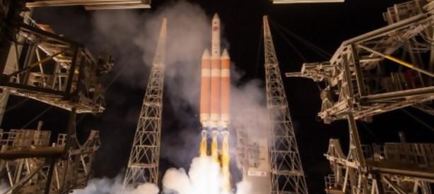 Portal 180 - La NASA lanza con éxito la sonda solar Parker