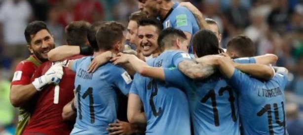Portal 180 - Uruguay subió al 5° puesto en el ránking FIFA