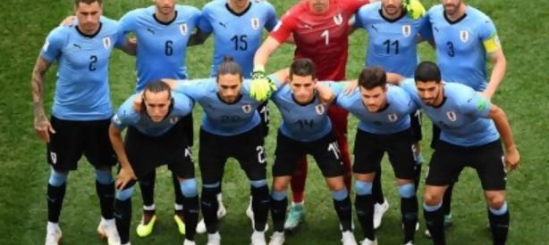 Portal 180 - Ránking FIFA: Uruguay finalizó 7° en 2018