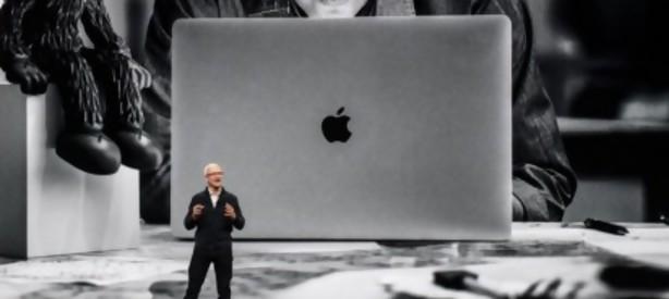 Portal 180 - Apple presentó su nueva MacBook Air fabricada con aluminio 100% reciclado