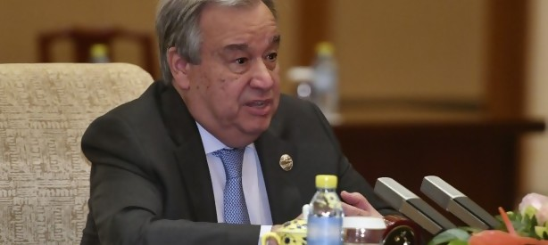 """Portal 180 - Jefe de la ONU dice que el mundo """"no va por buen camino"""" sobre el clima"""