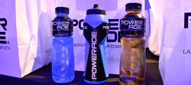 Portal 180 - Coca-Cola Uruguay presenta Powerade ION4, la primera bebida deportiva completa