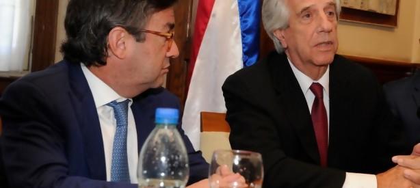 """Portal 180 - Acuerdo con BID para el Ferrocarril Central: """"Uruguay tiene toda la capacidad para convertirse en un país desarrollado"""""""