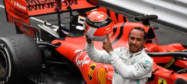 Portal 180 - Lewis Hamilton gana el Gran Premio de Mónaco