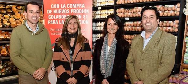 Portal 180 - Grupo Disco y Prodhin iniciaron campaña solidaria para Corazoncitos