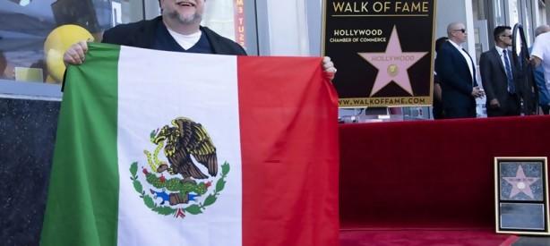 Portal 180 - Guillermo Del Toro develó su estrella en Hollywood con mensaje a inmigrantes
