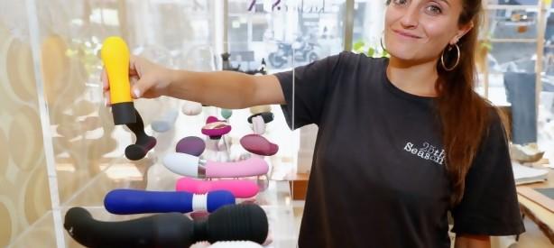 Portal 180 - La hija de un rabino abre un sex shop kosher en Tel Aviv