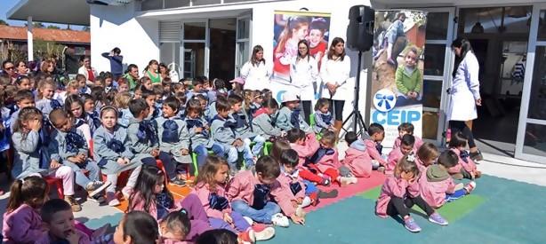 Portal 180 - Faltan 10.000 niños para universalizar la educación en nivel tres años, según el CEIP