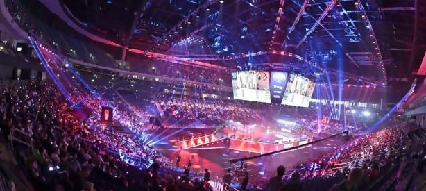 Portal 180 - Los fans de Counter Strike y los eSports vibran en Berlín