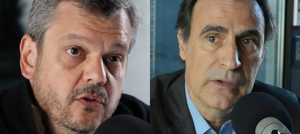 "Portal 180 - Ley de derribo: ""preventivo-disuasivo"" para Garcé; ""reverendo disparate"" para Leal"