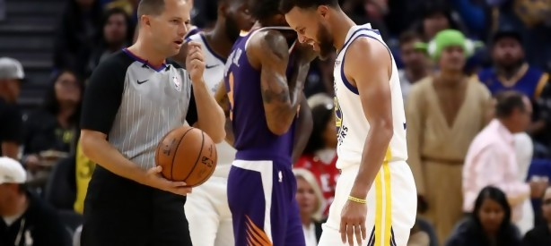 Portal 180 - Warriors estiman tres meses de baja por lesión para Curry