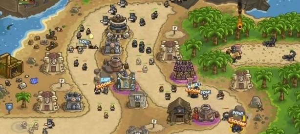 """Portal 180 - Kingdom Rush gratuito para que sea """"más divertido"""" quedarse en casa"""