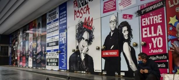 Portal 180 - El amor al teatro lleva a los argentinos a seguirlo online en la cuarentena