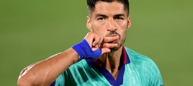 Portal 180 - Suárez llega a 194 goles con el Barcelona
