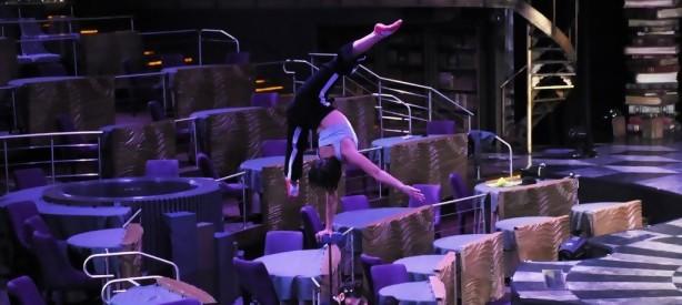 Portal 180 - Cirque du Soleil vuelve en el Caribe mexicano pese a pandemia y crisis