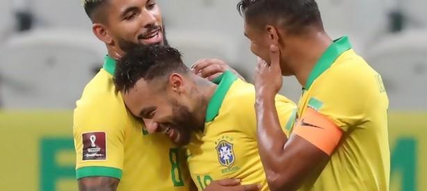 Portal 180 - Martes 13 de eliminatoria sudamericana: los líderes tientan la suerte