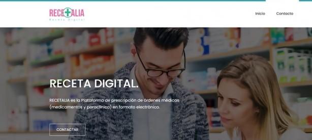 Portal 180 - Lanzamiento de RECETALIA, la primera plataforma de Receta Digital del país