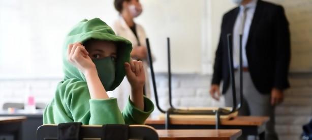 Portal 180 - Las imágenes del comienzo de clases en Uruguay