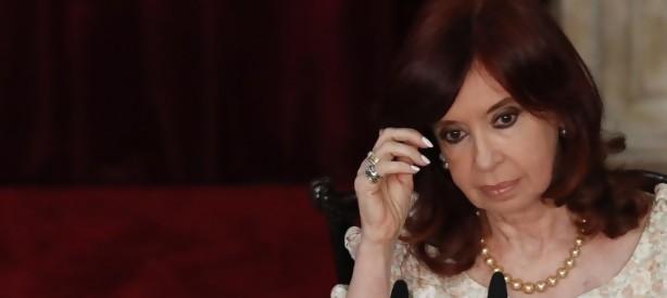 Portal 180 - Cristina Kirchner denuncia persecución judicial en Argentina