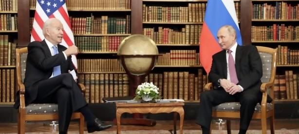 Portal 180 - Las imágenes de la cumbre entre Biden y Putin