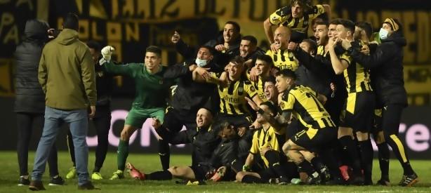 Portal 180 - Peñarol perdió pero sigue en la Sudamericana