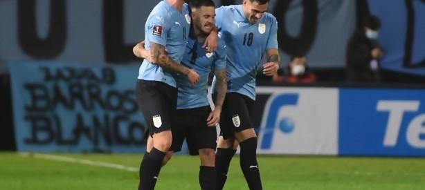 Portal 180 - Las imágenes de la victoria de Uruguay ante Ecuador
