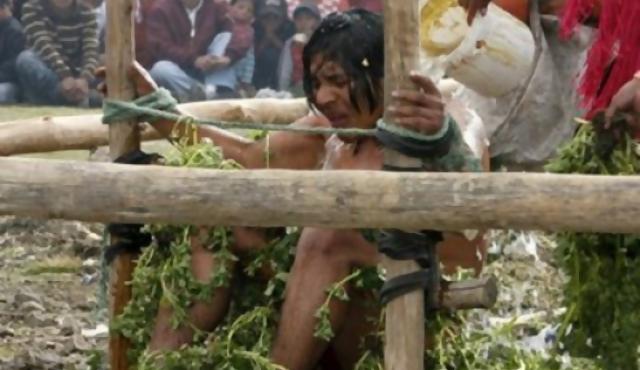 180comuy Ecuador Castigo Indígena Revela Fracturas